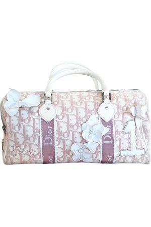 Dior Women Bowling Bags - Bowling cloth handbag