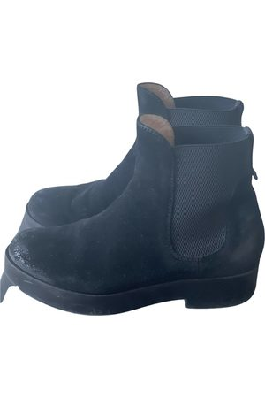 MUSETTE Women Ankle Boots - Leather western boots