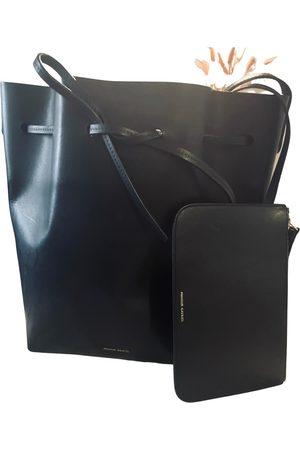 Mansur Gavriel Bucket leather handbag