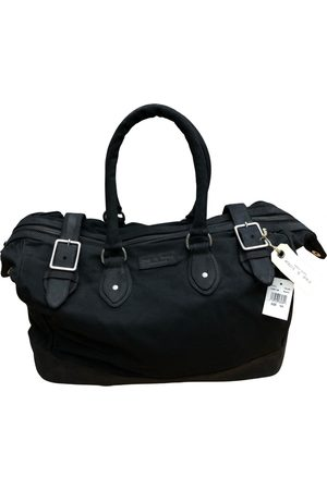 RAG&BONE Men Travel Bags - Leather weekend bag