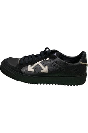 Off-White 3.0 Polo leather low trainers