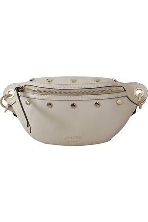 Jimmy Choo Women Purses - Lockett leather handbag