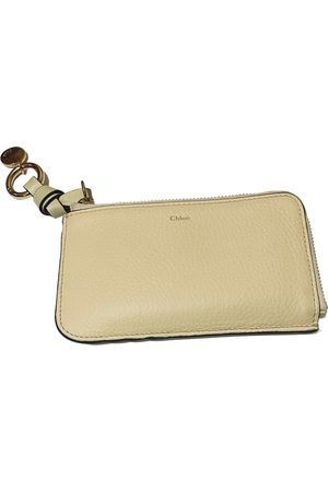 Chloé Leather card wallet