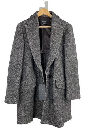 Massimo Dutti Wool trench coat