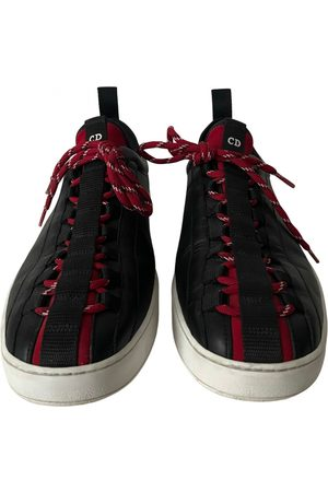 Dior Homme Hardior leather low trainers