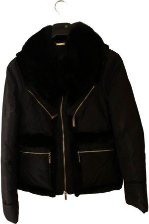 Roberto Cavalli Silk short vest
