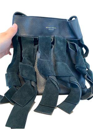 Deadly Ponies Leather handbag