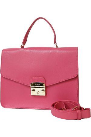 Furla Metropolis leather handbag