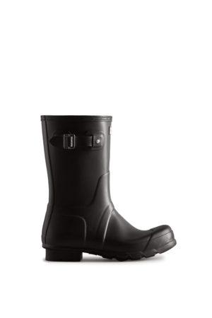 Hunter Men Rain Boots - Men's Original Short Rain Boots