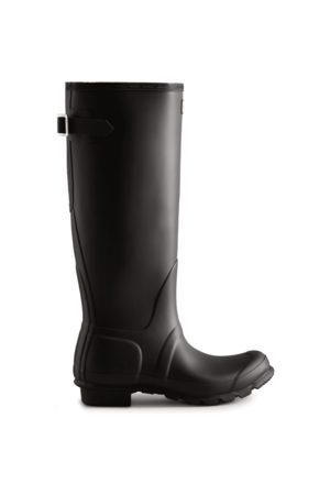 Hunter Women's Tall Back Adjustable Rain Boots