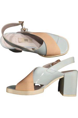 Miista Patent leather sandal