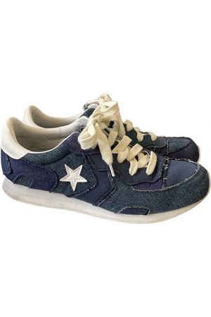 Converse x J.W Anderson Cloth low trainers
