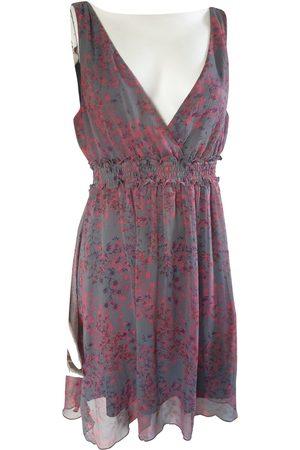 Sud Express Silk mid-length dress