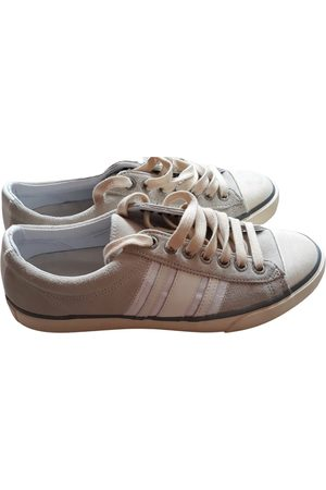 Champion Leather low trainers