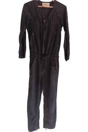 Isabel Marant Women Jumpsuits - Linen jumpsuit