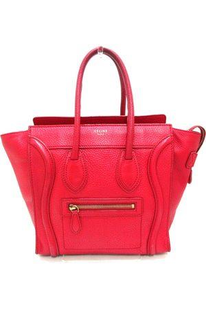 Céline Luggage leather handbag