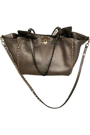 VALENTINO GARAVANI Rockstud leather handbag