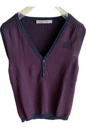 DIRK BIKKEMBERGS Wool vest