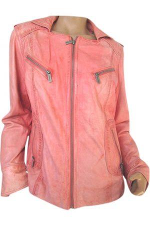 Tamaris Leather biker jacket