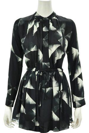 Intermix Silk mid-length dress