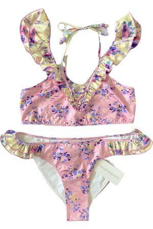LOVESHACKFANCY Two-piece swimsuit