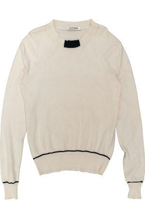Jil Sander Men Sweatshirts - Cashmere sweatshirt