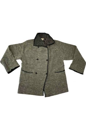 IVAN GRUNDHAL Wool coat