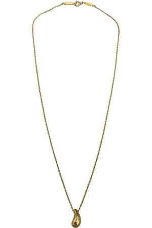 Tiffany & Co. Elsa Peretti yellow necklace
