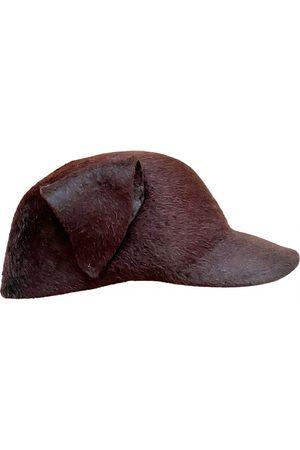 Philip Treacy Wool cap