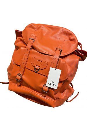 Bally Leather weekend bag