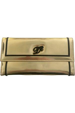Dsquared2 Patent leather purse