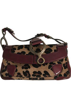 Cesare Paciotti Pony-style calfskin handbag