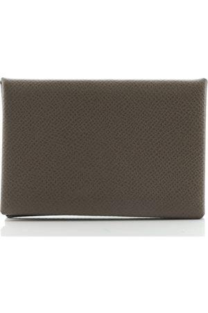 Hermès Leather card wallet