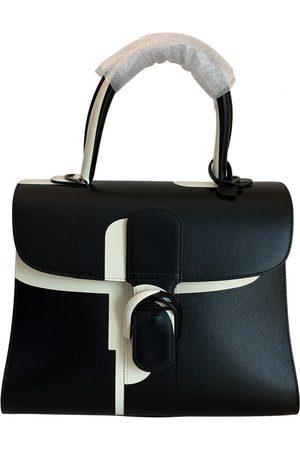DELVAUX Brillant leather handbag
