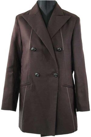 Nina Ricci Wool short vest