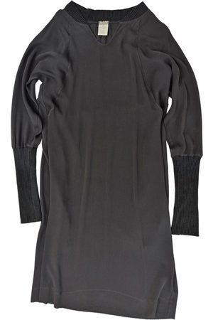 KRISTENSEN DU NORD Silk maxi dress