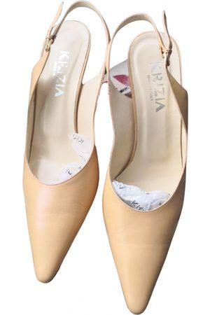 KRIZIA Women High Heels - Leather heels