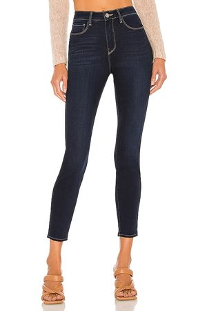 L'Agence Margot High Rise Skinny in Blue.