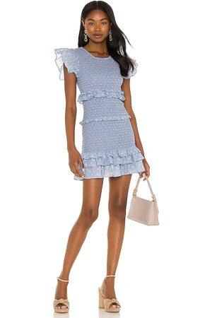 LOVESHACKFANCY X REVOLVE Aveline Dress in Baby .