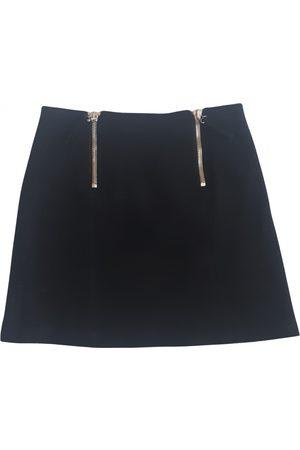 Jean Paul Gaultier Wool mini skirt