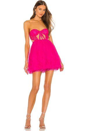 For Love & Lemons X REVOLVE Bustier Mini Dress in .