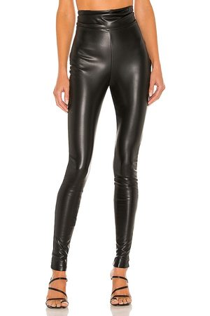 Nookie Viktoria Faux Leather Pants in .