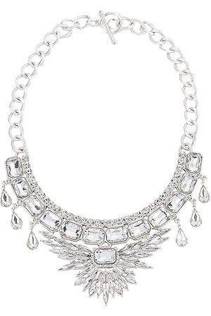 DUNDAS x REVOLVE Women Necklaces - Rhonda Necklace in Metallic .