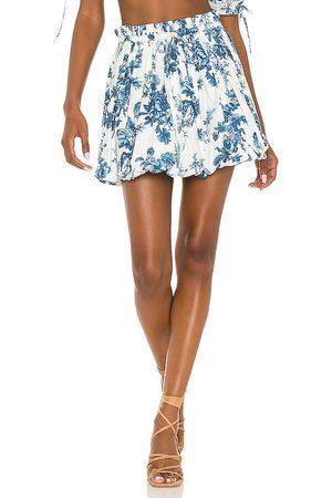 LOVESHACKFANCY X REVOLVE Cheyenne Skirt in .