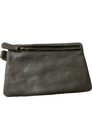 Coach Men Wallets - Leather small bag