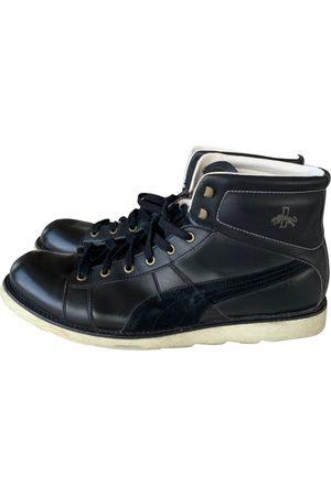 PUMA Leather boots