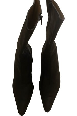JET SET Leather boots