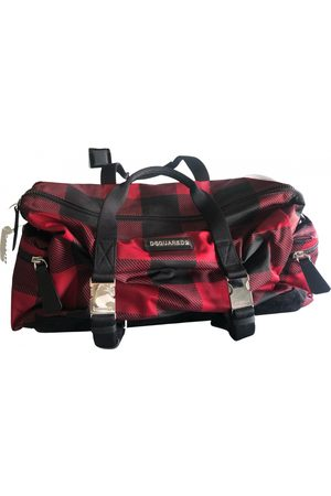 Dsquared2 Cloth weekend bag