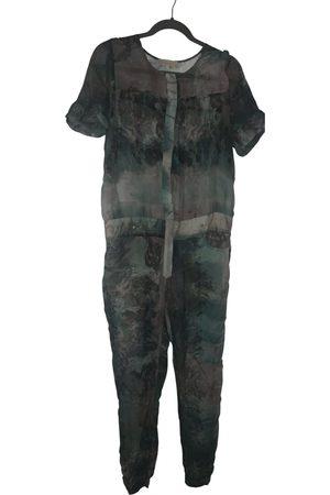 HEIMSTONE Silk jumpsuit