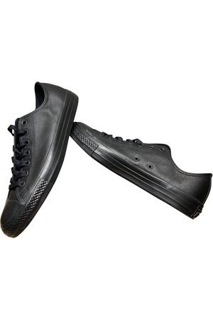 Converse Leather low trainers